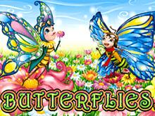 Butterflies - слот, представленный на сайте игрового зала