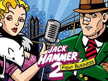 Играйте в популярный автомат Jack Hammer 2 в онлайн игровом зале