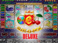 Играйте в аппарат Slot-O-Pol Deluxe на веб-портале игрового зала